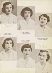 Page 17, 1952 Edition, St Anthonys School of Nursing - Acorn Yearbook (Oklahoma City, OK) online yearbook collection