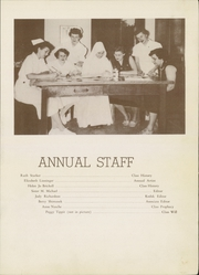 Page 9, 1952 Edition, St Anthonys School of Nursing - Acorn Yearbook (Oklahoma City, OK) online yearbook collection