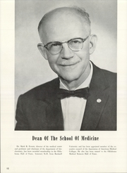 Page 14, 1964 Edition, University of Oklahoma - Sooner Medic Yearbook (Oklahoma City, OK) online yearbook collection
