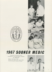 Page 5, 1967 Edition, University of Oklahoma - Sooner Medic Yearbook (Oklahoma City, OK) online yearbook collection