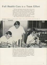 Page 7, 1967 Edition, University of Oklahoma - Sooner Medic Yearbook (Oklahoma City, OK) online yearbook collection