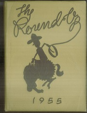 1955 Edition, Oklahoma State University Institute of Technology - Technician Yearbook (Okmulgee, OK)
