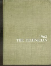 1962 Edition, Oklahoma State University Institute of Technology - Technician Yearbook (Okmulgee, OK)