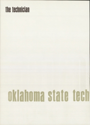 Page 14, 1965 Edition, Oklahoma State University Institute of Technology - Technician Yearbook (Okmulgee, OK) online yearbook collection