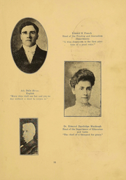 Page 11, 1916 Edition, Northern Oklahoma College - Roundup Yearbook (Tonkawa, OK) online yearbook collection