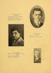 Page 13, 1916 Edition, Northern Oklahoma College - Roundup Yearbook (Tonkawa, OK) online yearbook collection