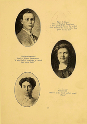 Page 17, 1916 Edition, Northern Oklahoma College - Roundup Yearbook (Tonkawa, OK) online yearbook collection