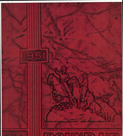 1951 Edition, Northern Oklahoma College - Roundup Yearbook (Tonkawa, OK)