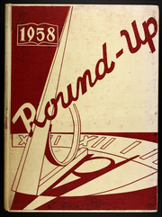 1958 Edition, Northern Oklahoma College - Roundup Yearbook (Tonkawa, OK)