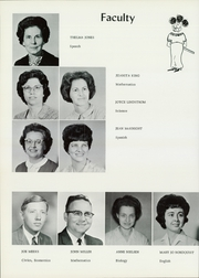 Page 10, 1966 Edition, Nimitz Junior High School - Mast Yearbook (Tulsa, OK) online yearbook collection