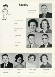 Page 11, 1966 Edition, Nimitz Junior High School - Mast Yearbook (Tulsa, OK) online yearbook collection