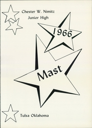 Page 3, 1966 Edition, Nimitz Junior High School - Mast Yearbook (Tulsa, OK) online yearbook collection