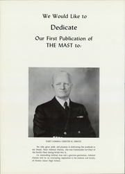 Page 6, 1966 Edition, Nimitz Junior High School - Mast Yearbook (Tulsa, OK) online yearbook collection