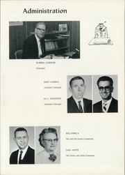 Page 7, 1966 Edition, Nimitz Junior High School - Mast Yearbook (Tulsa, OK) online yearbook collection