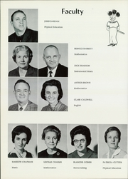 Page 8, 1966 Edition, Nimitz Junior High School - Mast Yearbook (Tulsa, OK) online yearbook collection