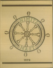 1970 Edition, Nimitz Junior High School - Mast Yearbook (Tulsa, OK)