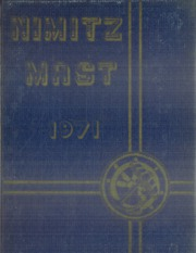 1971 Edition, Nimitz Junior High School - Mast Yearbook (Tulsa, OK)