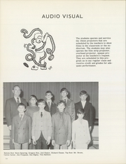 Page 58, 1971 Edition, Nimitz Junior High School - Mast Yearbook (Tulsa, OK) online yearbook collection