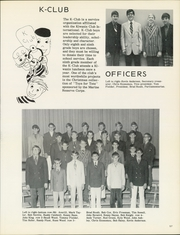 Page 61, 1971 Edition, Nimitz Junior High School - Mast Yearbook (Tulsa, OK) online yearbook collection