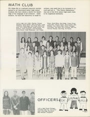 Page 63, 1971 Edition, Nimitz Junior High School - Mast Yearbook (Tulsa, OK) online yearbook collection