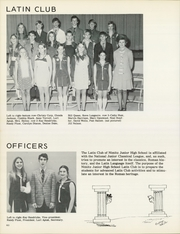 Page 64, 1971 Edition, Nimitz Junior High School - Mast Yearbook (Tulsa, OK) online yearbook collection