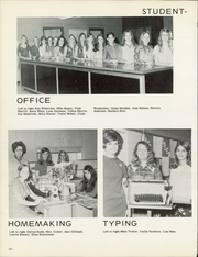 Page 68, 1971 Edition, Nimitz Junior High School - Mast Yearbook (Tulsa, OK) online yearbook collection