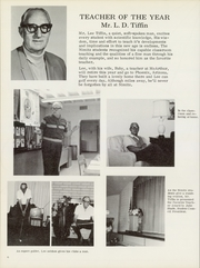 Page 10, 1972 Edition, Nimitz Junior High School - Mast Yearbook (Tulsa, OK) online yearbook collection