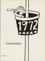 Page 17, 1972 Edition, Nimitz Junior High School - Mast Yearbook (Tulsa, OK) online yearbook collection