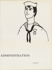 Page 7, 1972 Edition, Nimitz Junior High School - Mast Yearbook (Tulsa, OK) online yearbook collection
