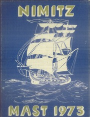 1973 Edition, Nimitz Junior High School - Mast Yearbook (Tulsa, OK)