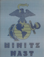 Nimitz Junior High School - Mast Yearbook (Tulsa, OK) online yearbook collection, 1974 Edition, Page 1