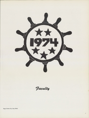 Page 11, 1974 Edition, Nimitz Junior High School - Mast Yearbook (Tulsa, OK) online yearbook collection