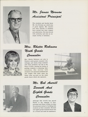 Page 9, 1974 Edition, Nimitz Junior High School - Mast Yearbook (Tulsa, OK) online yearbook collection