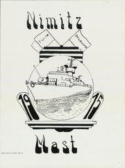 Page 5, 1975 Edition, Nimitz Junior High School - Mast Yearbook (Tulsa, OK) online yearbook collection