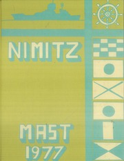Nimitz Junior High School - Mast Yearbook (Tulsa, OK) online yearbook collection, 1977 Edition, Page 1