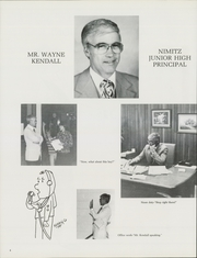 Page 8, 1980 Edition, Nimitz Junior High School - Mast Yearbook (Tulsa, OK) online yearbook collection