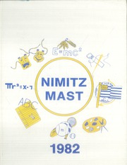1982 Edition, Nimitz Junior High School - Mast Yearbook (Tulsa, OK)