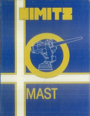 1983 Edition, Nimitz Junior High School - Mast Yearbook (Tulsa, OK)