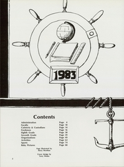 Page 6, 1983 Edition, Nimitz Junior High School - Mast Yearbook (Tulsa, OK) online yearbook collection