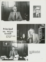 Page 9, 1983 Edition, Nimitz Junior High School - Mast Yearbook (Tulsa, OK) online yearbook collection