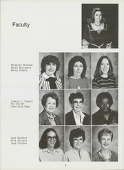 Page 10, 1985 Edition, Nimitz Junior High School - Mast Yearbook (Tulsa, OK) online yearbook collection