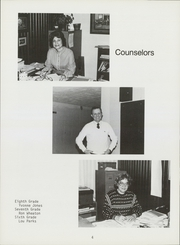 Page 6, 1985 Edition, Nimitz Junior High School - Mast Yearbook (Tulsa, OK) online yearbook collection