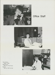 Page 7, 1985 Edition, Nimitz Junior High School - Mast Yearbook (Tulsa, OK) online yearbook collection