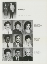 Page 9, 1985 Edition, Nimitz Junior High School - Mast Yearbook (Tulsa, OK) online yearbook collection