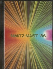 1986 Edition, Nimitz Junior High School - Mast Yearbook (Tulsa, OK)