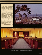 Page 9, 1976 Edition, Oral Roberts University - Perihelion Yearbook (Tulsa, OK) online yearbook collection