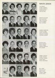 Page 12, 1963 Edition, Orville Wright Junior High School - Kittyhawk Yearbook (Tulsa, OK) online yearbook collection