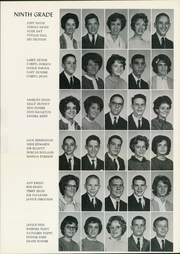 Page 13, 1963 Edition, Orville Wright Junior High School - Kittyhawk Yearbook (Tulsa, OK) online yearbook collection