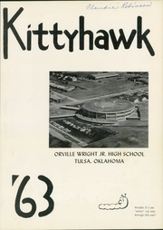 Page 3, 1963 Edition, Orville Wright Junior High School - Kittyhawk Yearbook (Tulsa, OK) online yearbook collection