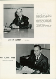 Page 5, 1963 Edition, Orville Wright Junior High School - Kittyhawk Yearbook (Tulsa, OK) online yearbook collection
